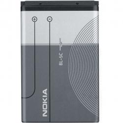باتری موبایل نوکیا مدل BL-5C با ظرفیت 1020 میلی آمپر ساعت