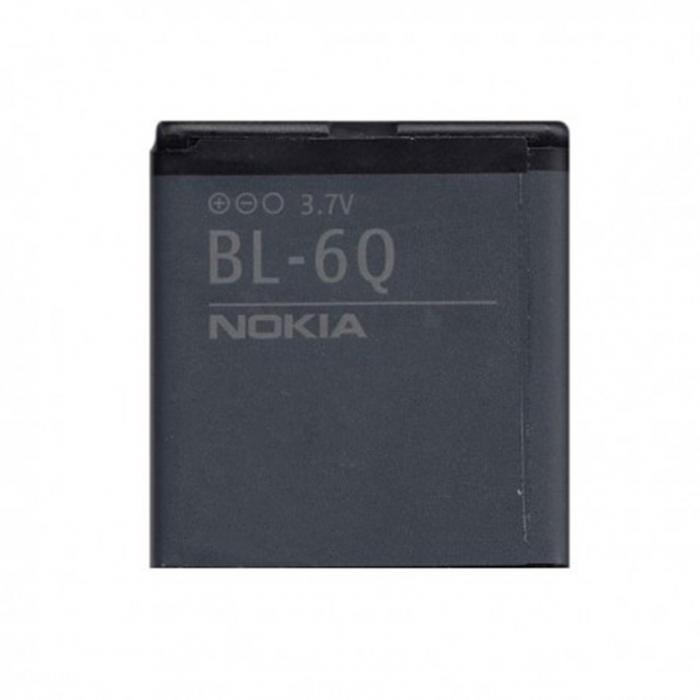 باتری موبایل نوکیا مدل BL-6Q با ظرفیت 970Mah مناسب برای گوشی موبایل نوکیا 6700 Classic
