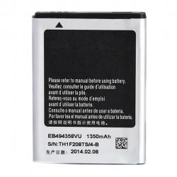 باتری موبایل سامسونگ مدل EB494358VU با ظرفیت 1350mAh مناسب برای گوشی موبایل Galaxy Ace
