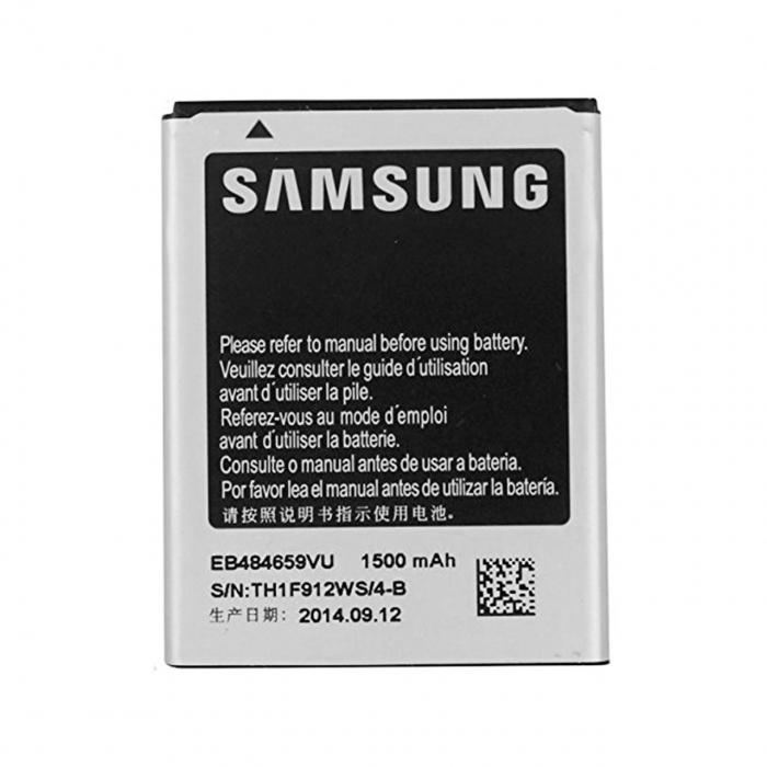 باتری موبایل سامسونگ مدل Wave 3 با ظرفیت 1500mAh مناسب برای گوشی موبایل سامسونگ Wave 3