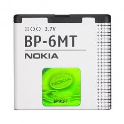 باتری موبایل نوکیا مدل BP-6MT با ظرفیت 1050 میلی آمپر ساعت