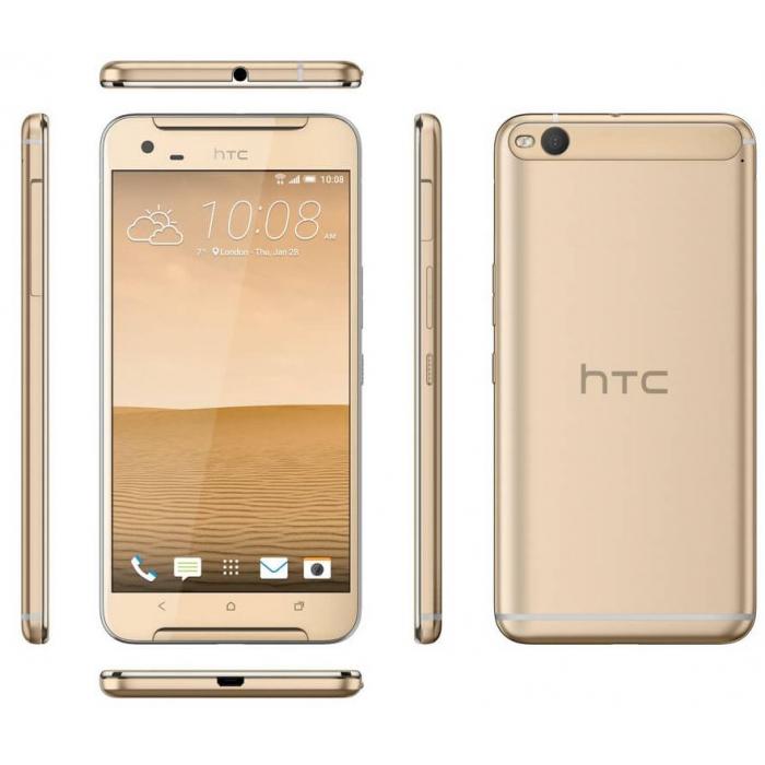 گوشی موبایل اچ تی سی مدل One X9 دو سیم کارت