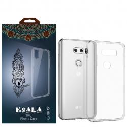 کاور کوالا مدل Round TPU مناسب برای گوشی موبایل ال جی V30 (بی رنگ)