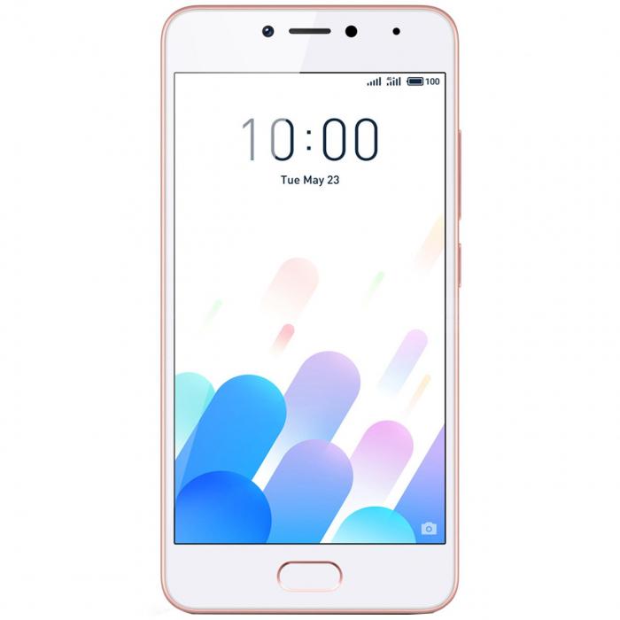 گوشی موبایل میزو مدل M5c دو سیم کارت ظرفیت 16 گیگابایت