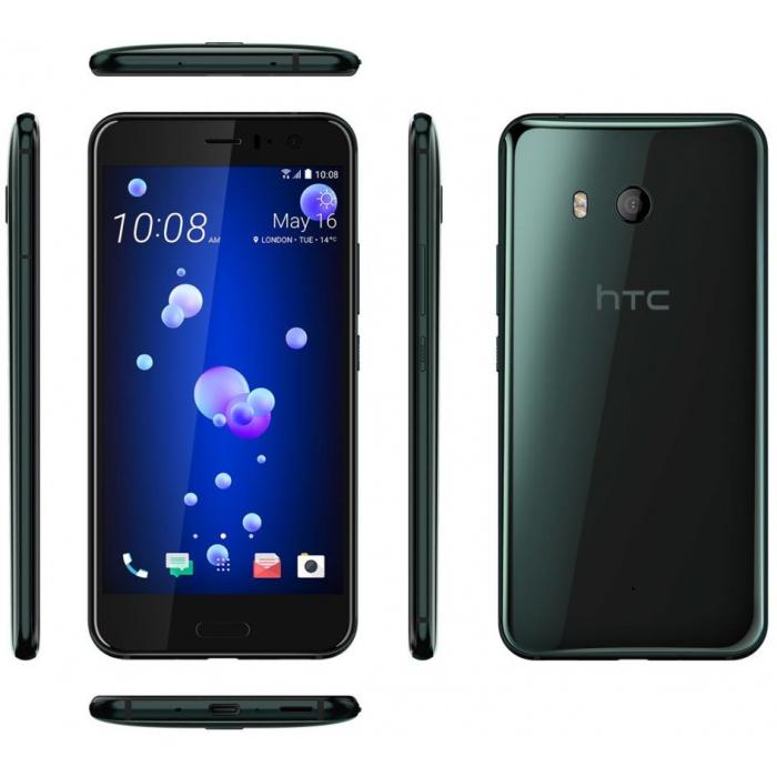 گوشی موبایل اچ تی سی مدل U11 دو سیم کارت