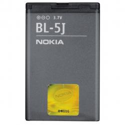 باتری موبایل نوکیا مدل BL-5J  با ظرفیت 1320mAh مناسب برای گوشی موبایل نوکیا 5J