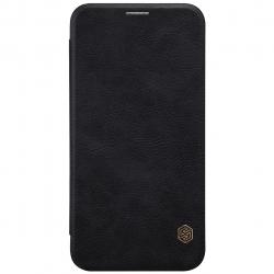 کیف کلاسوری نیلکین مدل Qin مناسب برای گوشی موبایل الجی V30 (مشکی)