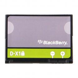باتری موبایل بلک بری مدل D-X1 با ظرفیت 1380mAh مناسب برای گوشی موبایل بلک بری Storm 9530
