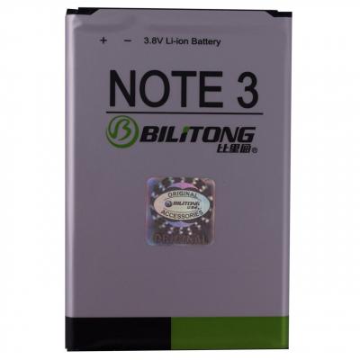 باتری موبایل بیلیتانگ با ظرفیت 2300 میلی آمپر ساعت مناسب برای گوشی موبایل سامسونگ Galaxy Note 3