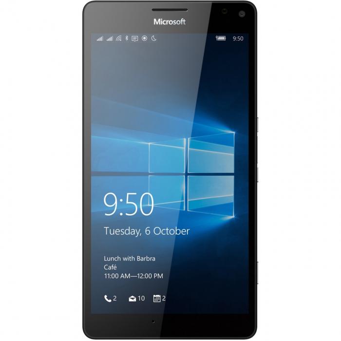 گوشی موبایل مایکروسافت مدل Lumia 950 XL دو سیم کارت