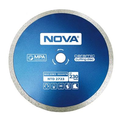صفحه سنگ سرامیک بر نووا مدل NTD 2723 (آبی)