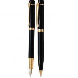 ست خودکار و خودنویس یوروپن مدل Cool (مشکی)