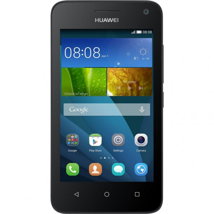 گوشی موبایل دوسیمکارت هوآوی مدل Y360