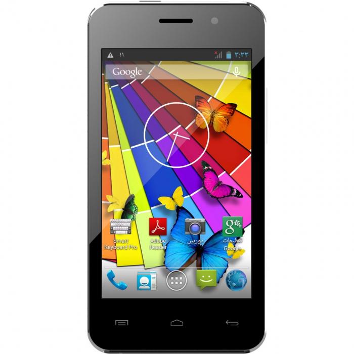 گوشی موبایل جی ال ایکس مدل Asa دو سیم کارت