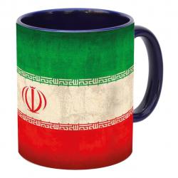 ماگ زیزیپ مدل پرچم ایران 309DBM