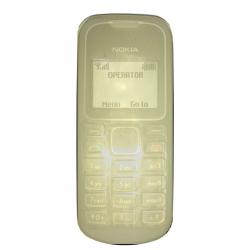 کاور گوشی ژله ای مناسب برای گوشی موبایل نوکیا 1280 (بی رنگ)