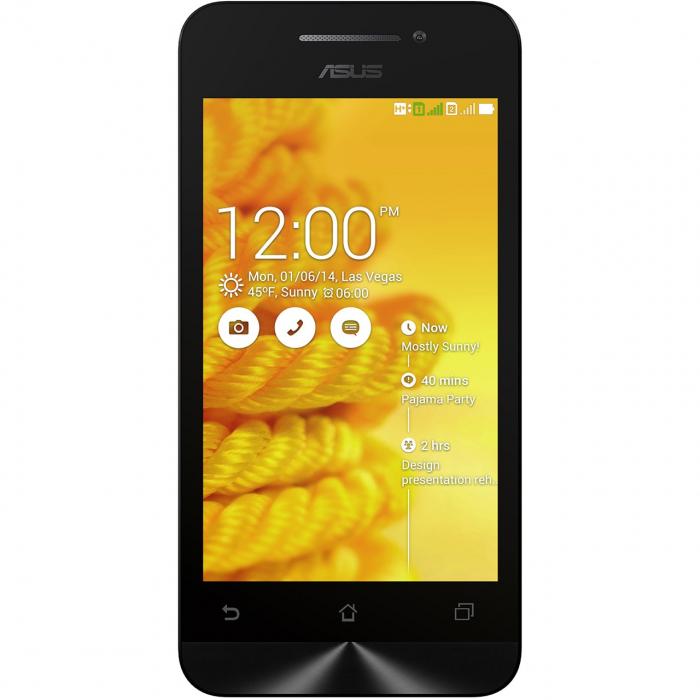 گوشی موبایل ایسوس مدل Zenfone 4 دو سیمکارت