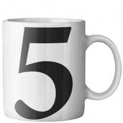 ماگ ماگستان مدل پنج 5 (سفید)