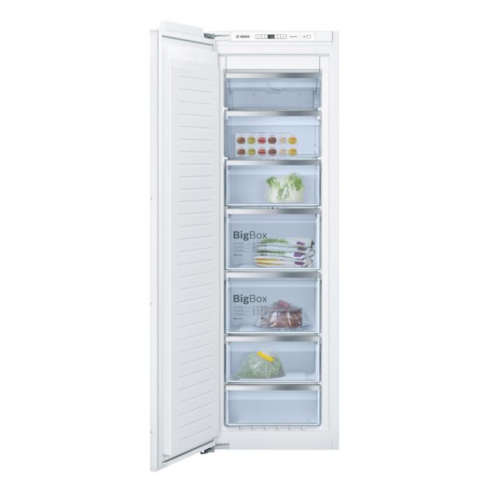 فریزر  توکار بوش مدل GIN81AE30 | Bosch GIN81AE30 Twin Refrigerator