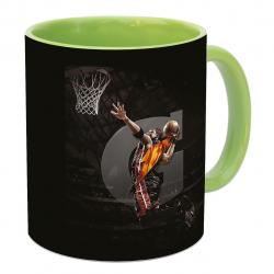 ماگ زیزیپ مدل بسکتبال 874G (چند رنگ)