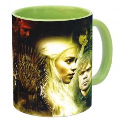 ماگ زیزیپ مدل Game of Thrones 851GM (بی رنگ)