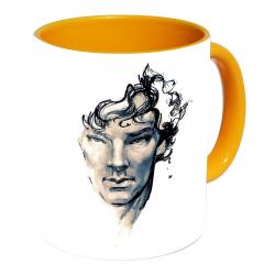 ماگ زیزیپ مدل شرلوک هولمز 289YM (بی رنگ)