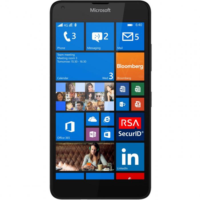 گوشی موبایل مایکروسافت مدل Lumia 640 LTE دوسیم کارت