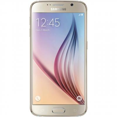 گوشی موبایل سامسونگ مدل Galaxy S6 SM-G920F - ظرفیت 32 گیگابایت به همراه شارژ بیسیم