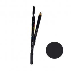 مداد ابرو بی وای اس مدل Black BRPW Liner شماره 0 (مشکی)