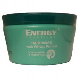 ماسک موی انرژی مدل گندم حجم 500 میلی لیتر (سبز)
