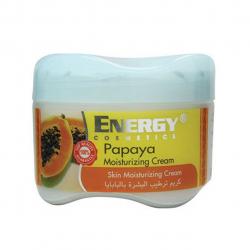 کرم مرطوب کننده پوست انرژی مدل پاپایا حجم 300 میلی لیتر (بی رنگ)