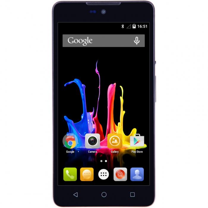 گوشی موبایل اسمارت مدل Clio L1 L2521 4G دو سیم کارت
