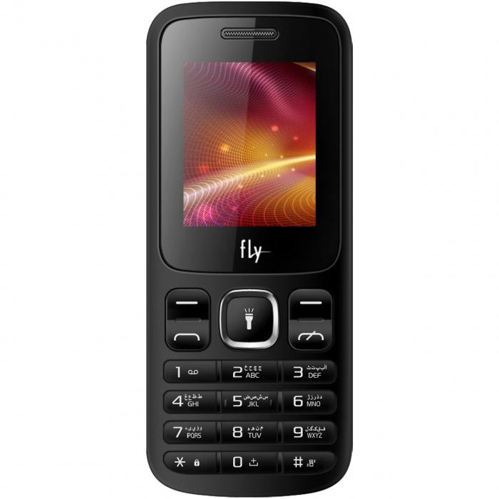 گوشی موبایل فلای مدل RAY FF177 دو سیم کارت