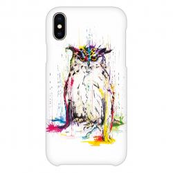 کاور زیزیپ مدل 108G مناسب برای گوشی موبایل iphone X (سفید)