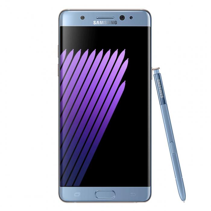 گوشی موبایل سامسونگ مدل Galaxy Note 7 SM-N930F