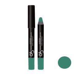 سایه چشم گلدن رز مدل Glitter Eyeyshadow شماره 313 (سبز)
