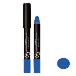 سایه چشم گلدن رز مدل Glitter Eyeyshadow شماره 309 (آبی)