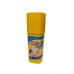 دستمال نظافت نیکولز مدل Peau Koker (بی رنگ)