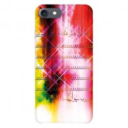 کاور زیزیپ مدل شعر و گراف 135G مناسب برای گوشی موبایل آیفون 7 (چند رنگ)