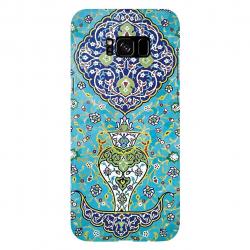 کاور زیزیپ مدل 687G مناسب برای گوشی موبایل سامسونگ گلکسی S8 Plus (بی رنگ)