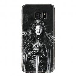 کاور زیزیپ مدل Game of Thrones  835G  مناسب برای گوشی موبایل سامسونگ گلکسی S7 Edge (سفید - مشکی)