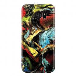 کاور زیزیپ مدل 823G مناسب برای گوشی موبایل سامسونگ گلکسی S7 Edge (چند رنگ)