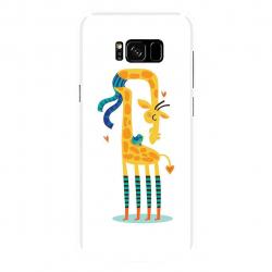 کاور زیزیپ مدل 781G مناسب برای گوشی موبایل سامسونگ گلکسی S8 Plus (سفید)