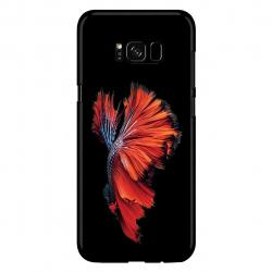 کاور زیزیپ مدل 815G مناسب برای گوشی موبایل سامسونگ گلکسی S8 (مشکی - قرمز)