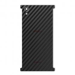 برچسب تزئینی ماهوت مدل Carbon-fiber Texture مناسب برای گوشی  Sony Xperia XA1 Plus