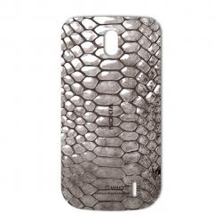 برچسب تزئینی ماهوت مدل Cobra-belly Leather مناسب برای گوشی  Nokia 1