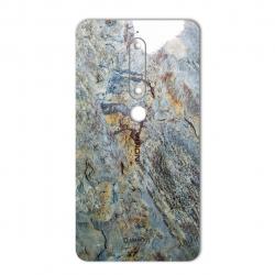 برچسب تزئینی ماهوت مدل Marble-vein-cut Special مناسب برای گوشی  Nokia 6/1