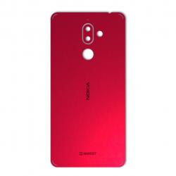 برچسب تزئینی ماهوت مدلColor Special مناسب برای گوشی  Nokia 7 Plus