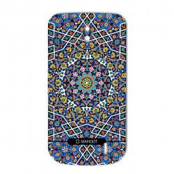 برچسب تزئینی ماهوت مدل Imam Reza shrine-tile Design مناسب برای گوشی  Nokia 1