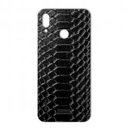 برچسب تزئینی ماهوت مدل Snake Leather مناسب برای گوشی  Huawei Nova 3e
